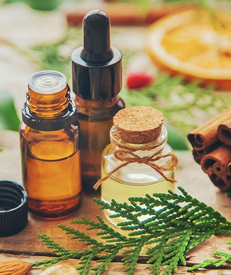 essences aromatiques