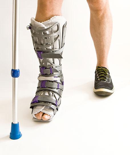 Chaussures et semelles orthopédiques