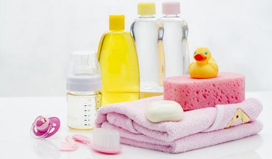 produits pour l'hygiène de votre bébé